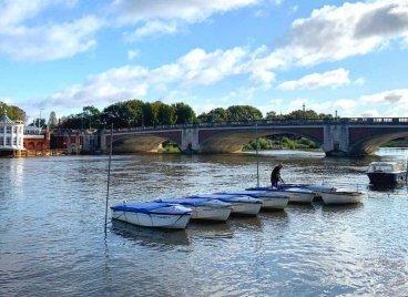 Hampton Court Restaurants - The Mitre
